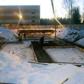 Виды бетонных работ